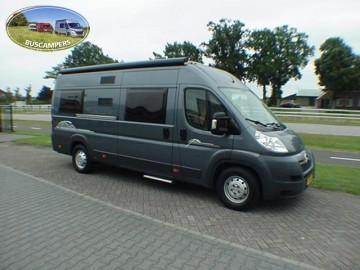 VERKOCHT 2012Possl Roadcruiser 640 met enkele bedden. Citroen Jumper met krachtige 150 pk HDI Euro 5.