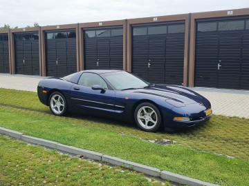 Chevrolet Corvette C5 Coupe Targa 5.7l. 344PK V-8